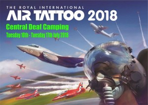 CDC 2018 - Air Tattoo